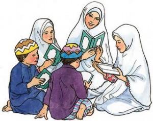 masyarakt islam