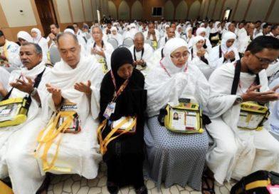 Selamat berangkat tetamu Allah ibadah Haji