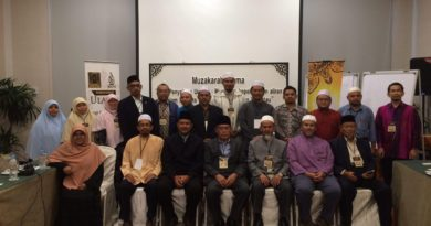 Resolusi Muzakarah Ulama: Fiqh Penyatuan Ummah