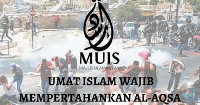Umat Islam wajib mempertahankan al-Aqsa
