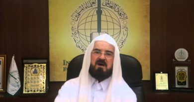 al-Qurahdaghi: Jadikan Jumaat ini hari untuk al-Aqsa