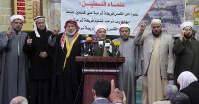 Pembebasan Baitulmaqdis hanyalah dengan Jihad serta perjuangan bukan dialog