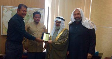 Ulama Palestin menyeru umat Islam Malaysia melakukan 'Jihad Harta'