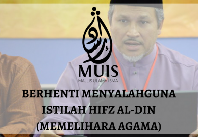 Berhenti Menyalahguna Istilah Hifz al-Din (Memelihara Agama)