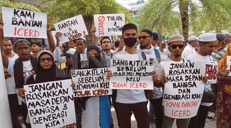 Barat akan terus mengekang Malaysia menjadi Negara Islam