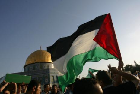 Wanita Malaysia Mendokong Perjuangan Mujahidat Al-Aqsa